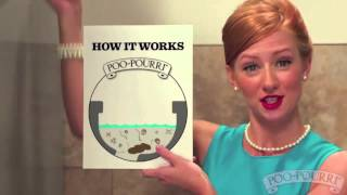 Poo Pourri: Girls Don't Poop | Yellow Octopus