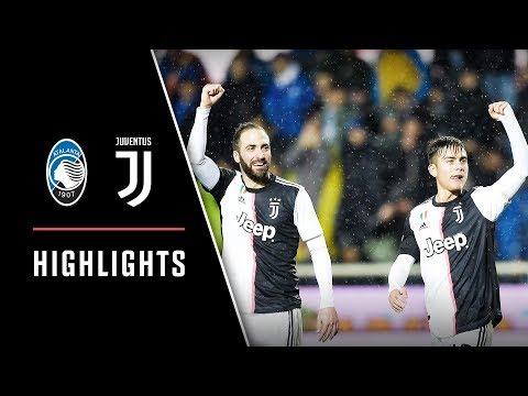 HIGHLIGHTS: Atalanta vs Juventus - 1-3 - Higuain & Dybala seal HD turnaround!
