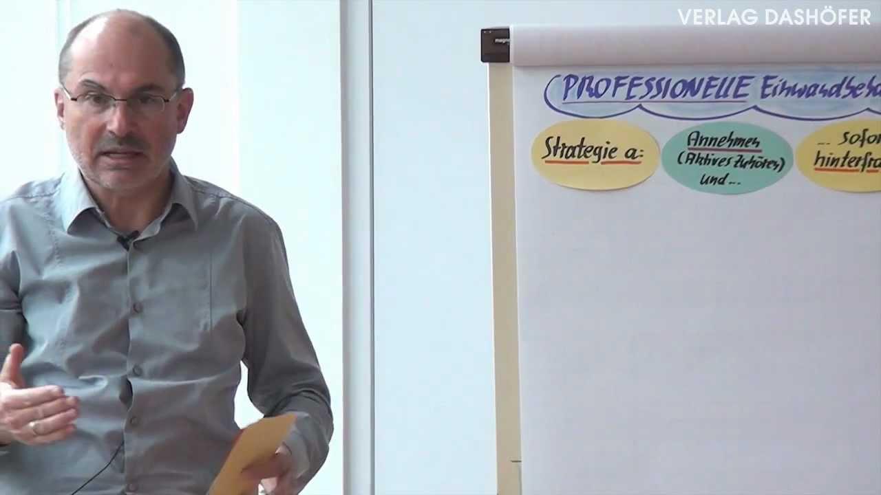 Video zum Seminar Mahntelefonate erfolgreich führen
