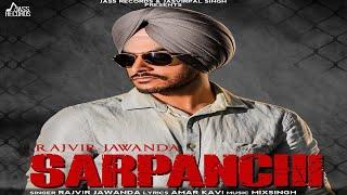 Sarpanchi – Rajvir Jawanda