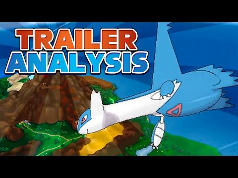 New Overview Trailer Analysis | Pokémon Omega Ruby and Alpha Sapphire!