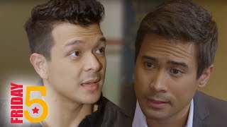 Friday 5: 5 highly anticipated confrontations of Ace and Lino in Halik