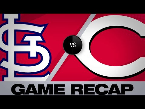 4/14/19: Ozuna's 2 homers lead Cards to win