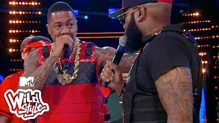 Nick Cannon Puts Chico Bean & Black Ink Crew: Chicago In Their Place 😱 Wild 'N Out | #Wildstyle