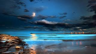 Blue Deep Sleep Music Relaxing Piano Music