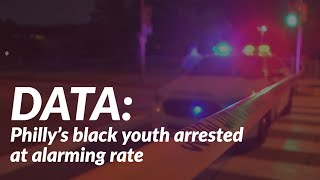 DATA: Philadelphia's black youth arrested at an alarming rate