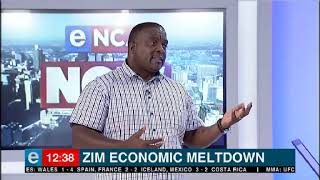 Zim economic situation from bad to worse