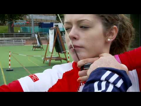 04 Archery GB how to coach Full Draw Position