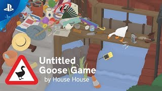 Untitled goose game :  bande-annonce VOST