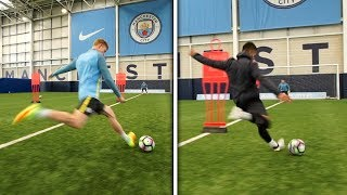 F2 & KEVIN DE BRUYNE | SHOOTING & MOVEMENT MASTERCLASS 🔥