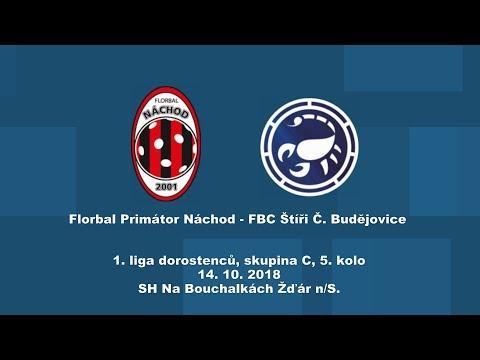 dorostenci, 1.liga, Náchod - České Budějovice