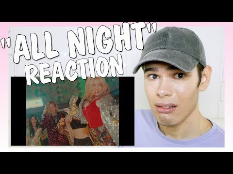 MV Reaction I Girls' Generation 소녀시대_All Night (Documentary Ver.)