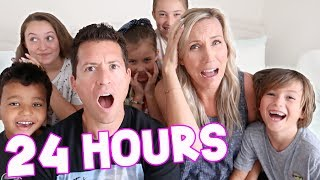 Parents say YES to EVERYTHING KIDS say for 24 hours!