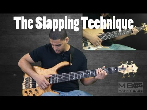 Slap Bass Tutorial