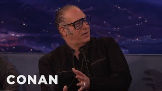 Andrew Dice Clay: Divorce Saved My Marriage  - CONAN on TBS