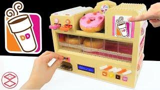 LEGO Dunkin Donuts M&M's Donut Decorator & Machine
