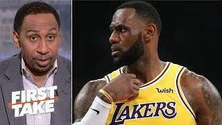 Clippers are easily a better offseason destination than the Lakers - Stephen A. | First Take