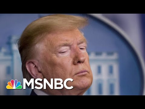 Trump Lauds COVID-19 Response Amid Reports Of Dire Situations In Hospitals | The 11th Hour | MSNBC