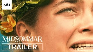 MIDSOMMAR | Official Trailer HD | A24