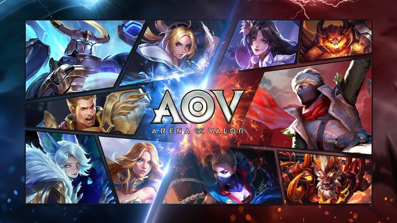 Main Garena AOV – Arena of Valor on PC 2