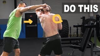 Best Move For Street Fight - Instant KO | From Muay Thai Champion