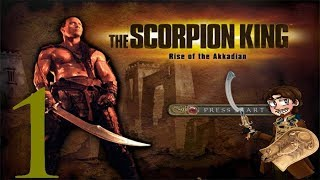 Let's Play The Scorpion King Part 1: Graduation Day