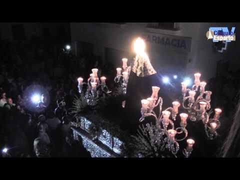 Procesión de la Virgen de Gracia de Almadén de la Plata