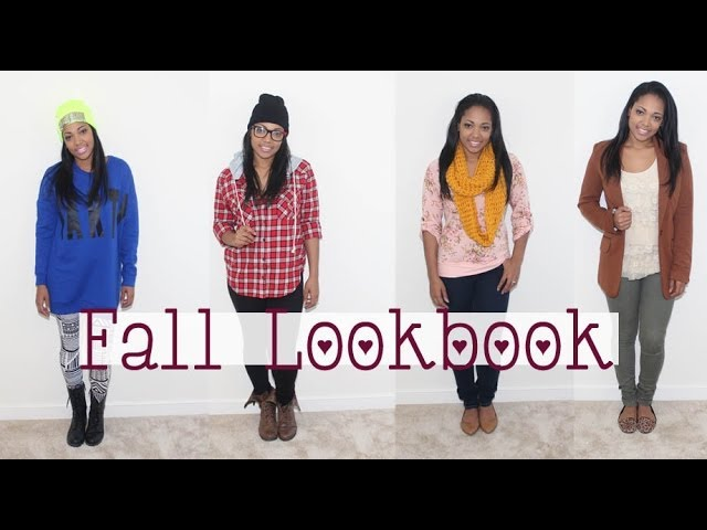 End Of Fall Lookbook - Smashpipe style Video