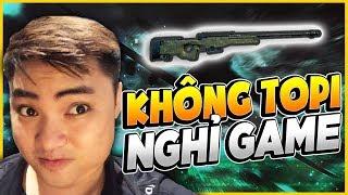 RIP113 CẦM AWM KHÔNG TOP 1 NGHỈ GAME