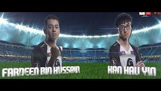 [15.09.2017]  SINGAPORE vs MALAYSIA  [Group A] [SOC 2017]