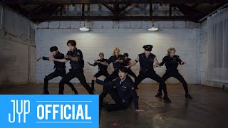"Stray Kids ""Back Door"" Dance Practice Video (Uniform ver.)"