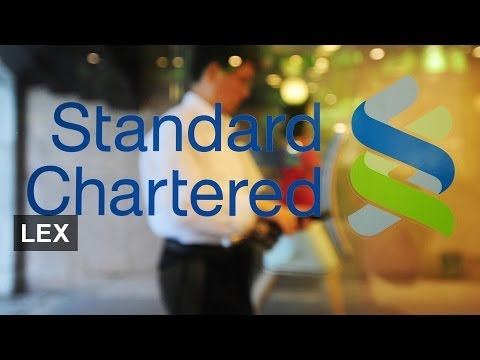 StanChart -- shaken not stirred?