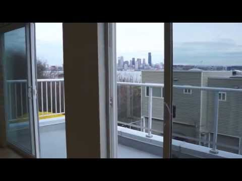 RENTED: Alki View Townhouse! | 2325 Harbor Ave SW