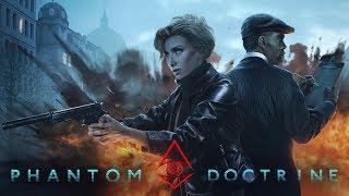 Phantom Doctrine - Megjelenési Dátum Trailer