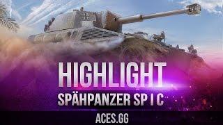Товарищ Шпик Spähpanzer SP I.C