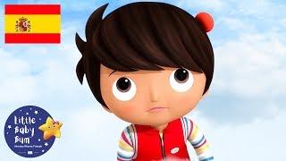 Cinco Amigos Little Baby Bum Saltando en la Cama   Dibujos Animados   Little Baby Bum en Español