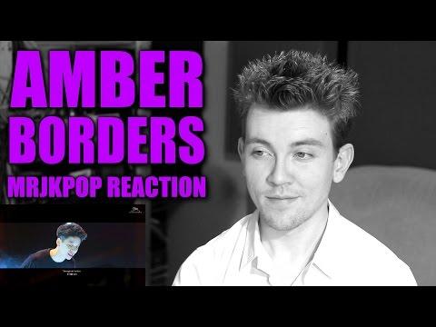 AMBER Borders Reaction / Review - MRJKPOP ( 엠버 )
