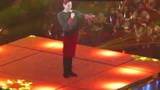 張智霖 演唱會 2014 - 歲月如歌 (encore最後一首歌!!) YouTube 影片