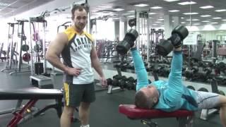 Фитнес урок — руки