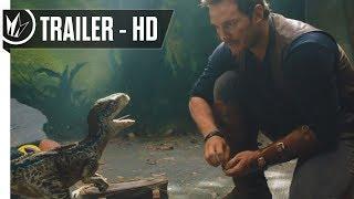 Jurassic World: Fallen Kingdom Official Trailer #2 (2018) Chris Pratt -- Regal Cinemas [HD]