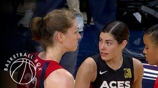 [WNBA] Las Vegas Aces vs Washington Mystics Full Game Highlights, July 13, 2019