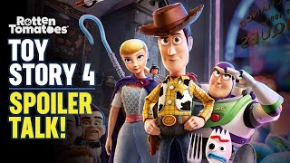 Toy Story 4 Discussion (Spoilers): Is Toy Story 4 Pixar's Best Yet?