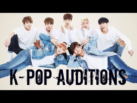 K-POP AUDITIONS - Tips & Facts | ItsPan
