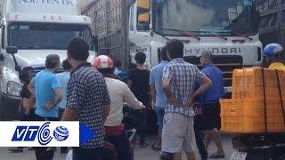 Tài xế hỗn chiến vì va chạm giao thông | VTC
