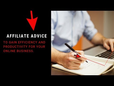 Affiliate Marketing : Advice That You Should Hear Before You Start.??????