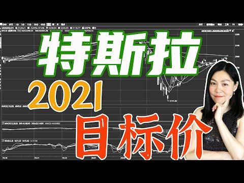 美股特斯拉TSLA分析2021:苹果造车对特斯拉是利好还是利空,2021年的目标价在这里。