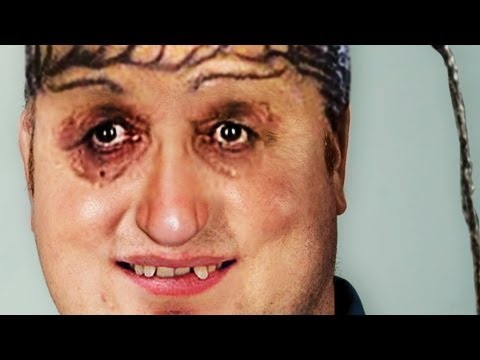 the UGLIEST man in the WORLD. - YouTube