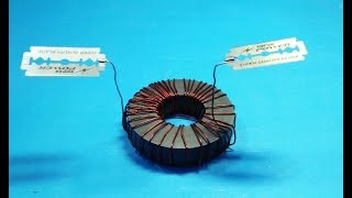 free energy generator 2019 wireless free energy device for lights new science technology