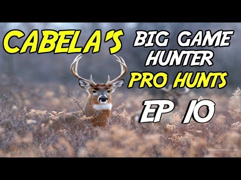 Baixar Cabelas Big Game Hunter Pro Hunts: Ep10 - Bere vs Bear