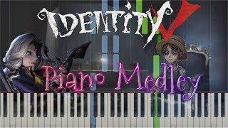 IdentityⅤ Piano Medley【10minutes】